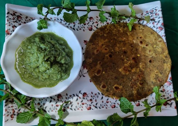 Step-by-Step Guide to Prepare Favorite Spinach Paratha