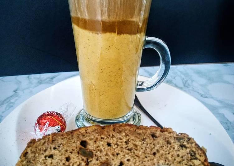25 Minute Simple Way to Make Winter Starbucks pumpkin spiced latte (copycat)