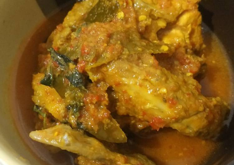 Bagaimana Bikin Ayam woku kemangi mudah Anti Gagal