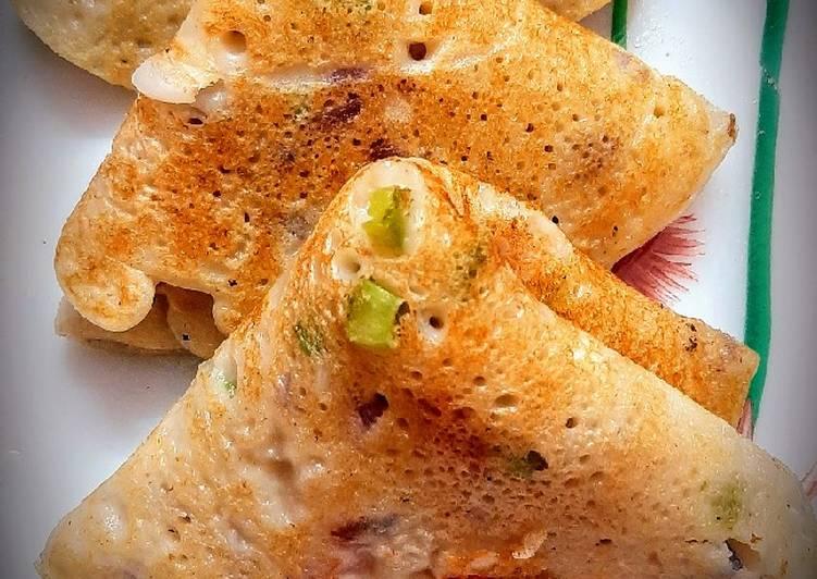 Crepe Omelette
