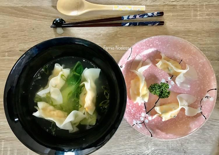 Goldfish Dumpling / Fish-Shape Dumpling