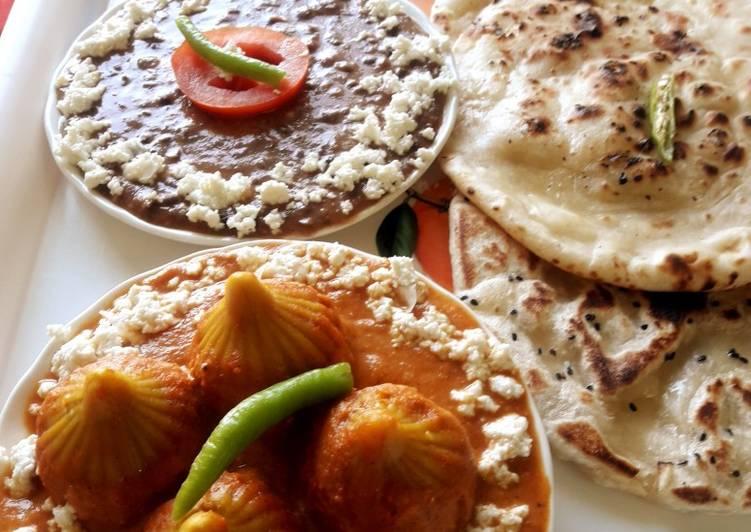Recipe of Award-winning Kolhapuri Modak Curry