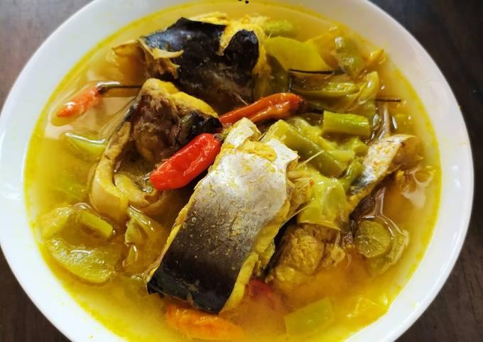 Resep Asem Asem Ikan Patin ala Notnie's Kitchenette, Bisa…