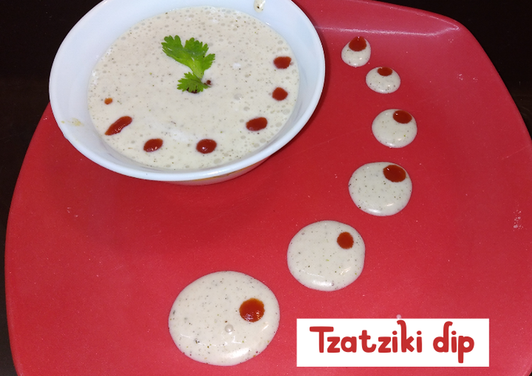 Recipe of Perfect Tzatziki dip