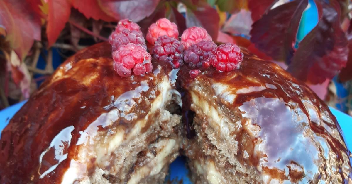 торт из пряников и фруктов с фото заниженная