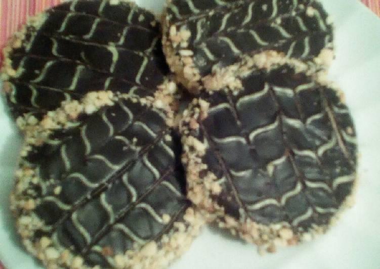 Recette De Galette au chocolat
