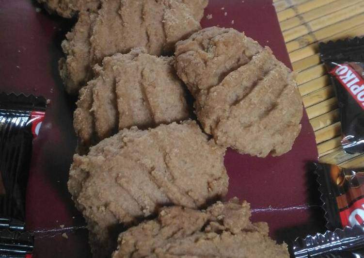Cookies coklat