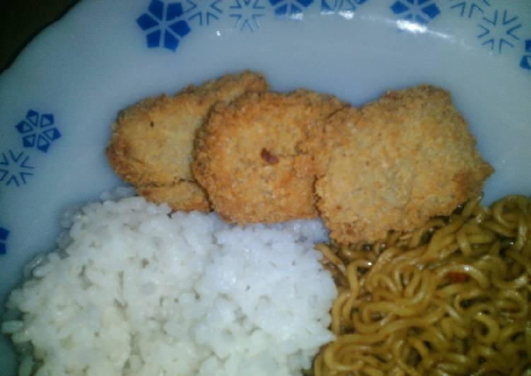 Nugget Jamur Tiram