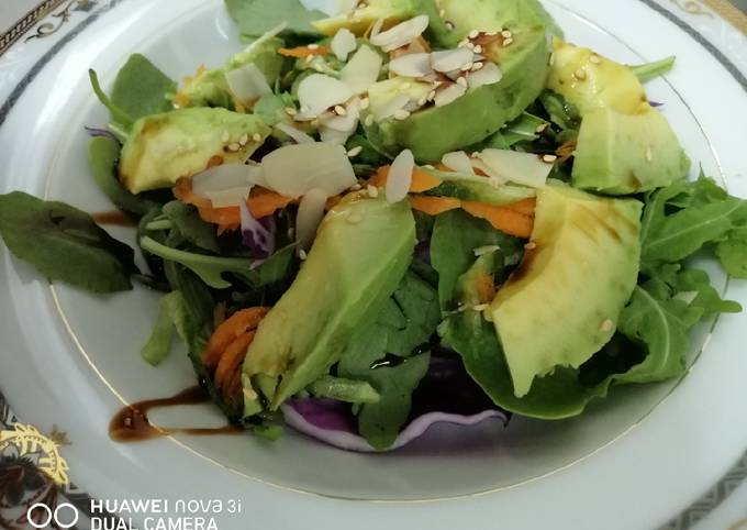 Evergreen Salad