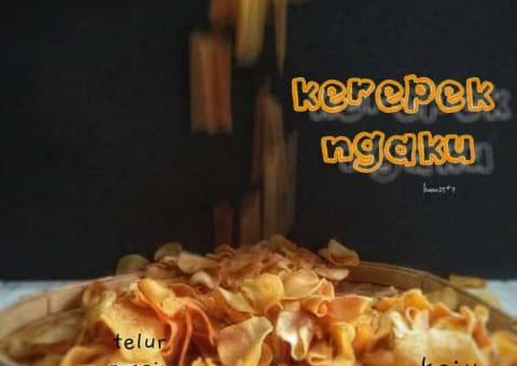 Resipi Kerepek Ngakuarrowhead Oleh Sukhana Hana Cookpad