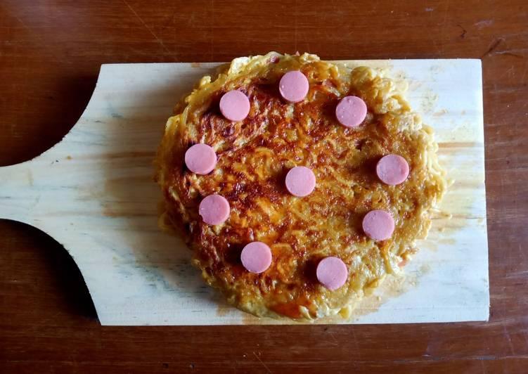 Pizza Mie 🍕
