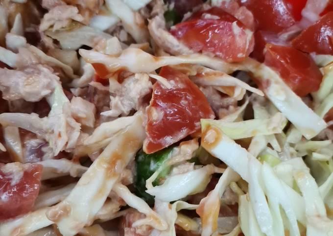 Salade légère
