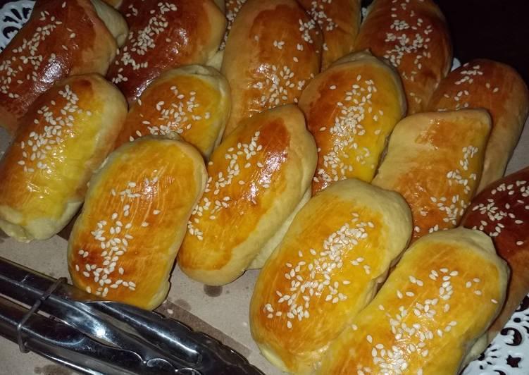 Resep Kai Me Pau (Roti Isi Kelapa) Bikin Ngiler