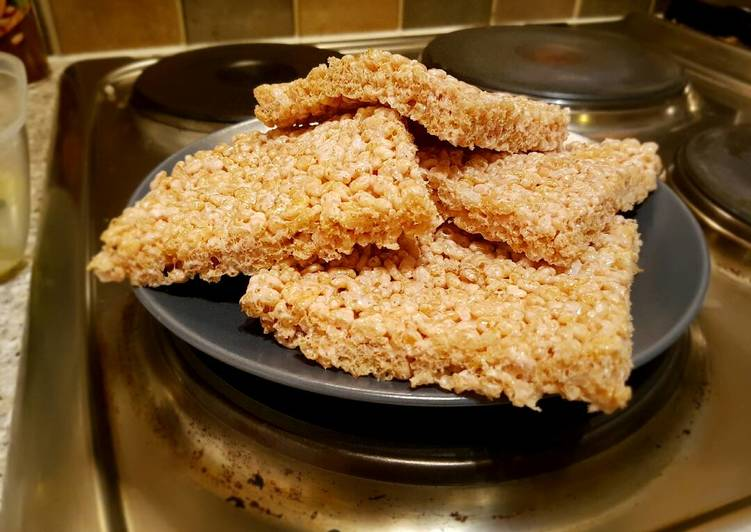 Easiest Way to Make Perfect Rice krispies treats
