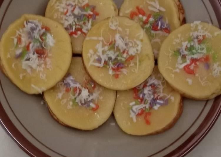 Lumpur kentang cantik