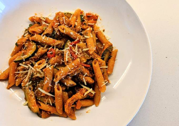 Pork and Fennel Seed Pasta