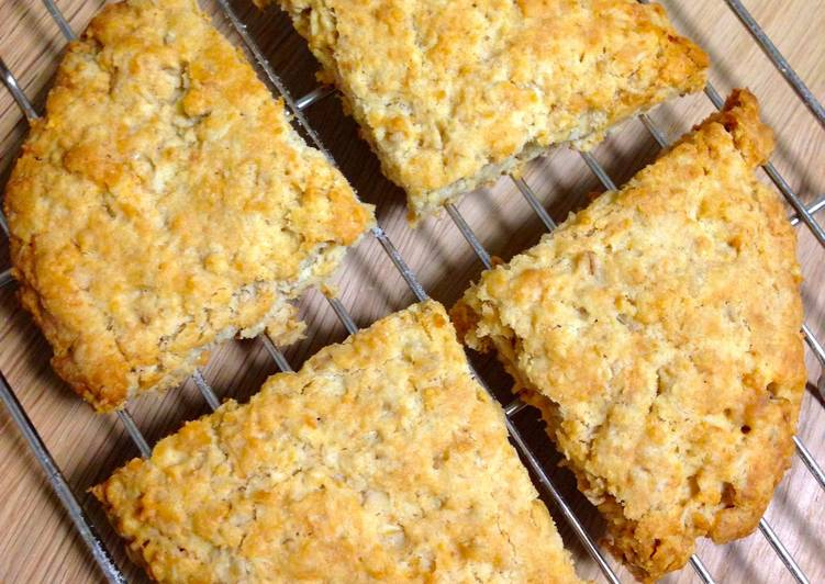 Recipe of Any-night-of-the-week Easy Oatcakes