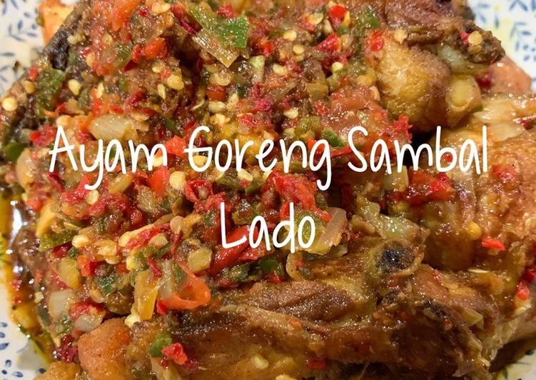 Ayam Goreng Berlado - velavinkabakery.com