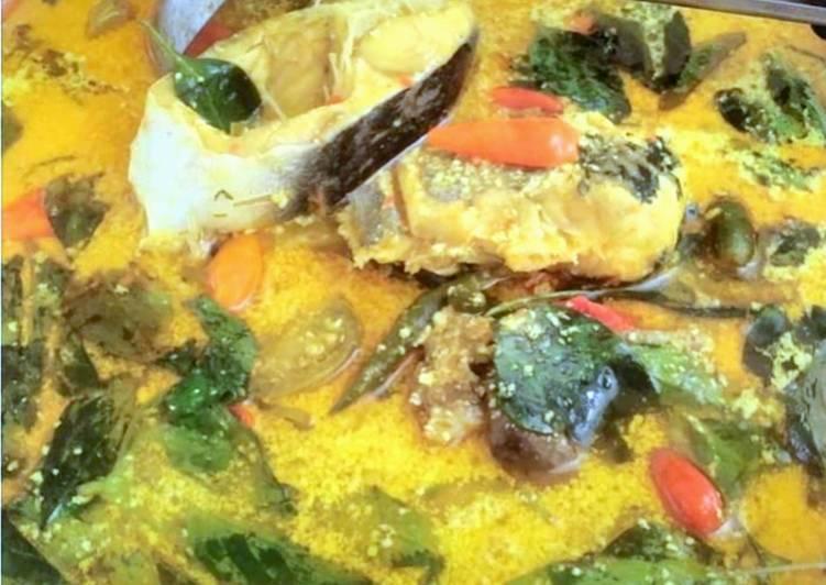 Ikan Patin Asam Pedas/Patin Asam Padeh