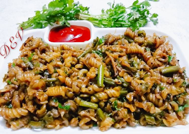 Recipe of Ultimate Chilli pasta