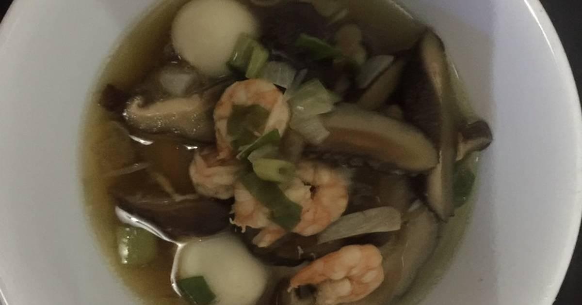 201 Resep Sup Jamur Shitake Enak Dan Sederhana Ala Rumahan Cookpad