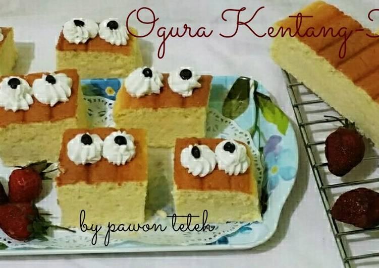 cara memasak Ogura Kentang-Keju - Sajian Dapur Bunda