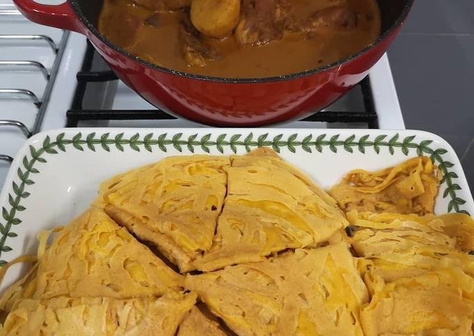 Kari Ayam Simple but Aummm