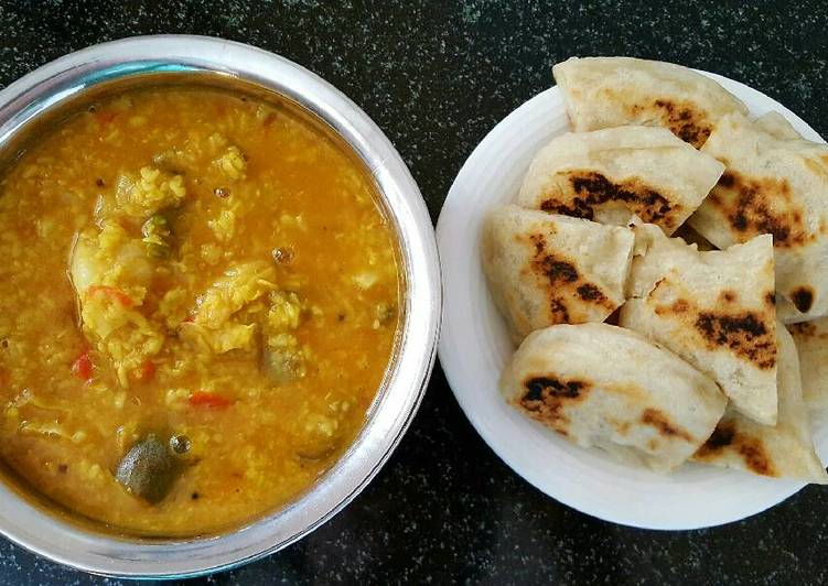 Step-by-Step Guide to Prepare Award-winning Moong Dal fusion curry