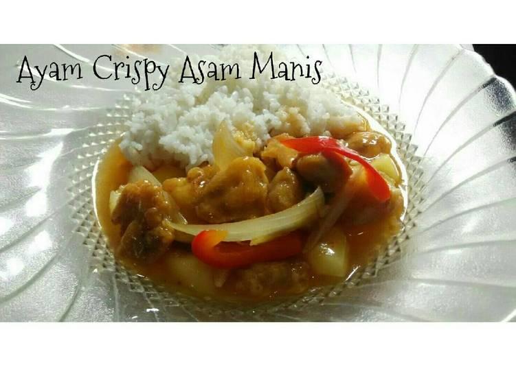 Ayam Crispy Asam Manis