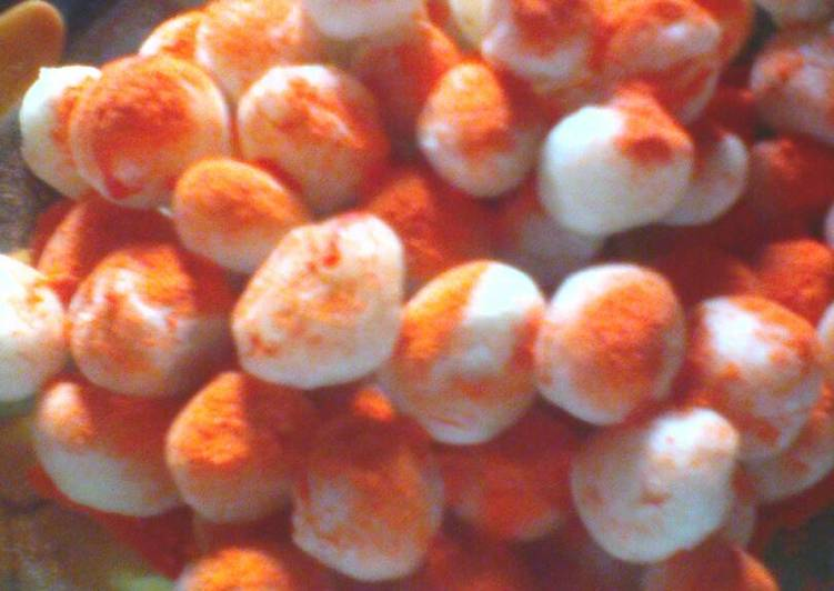 Resep Cimol Kenyal Bumbu Balado Oleh Dewi Rizky Cookpad