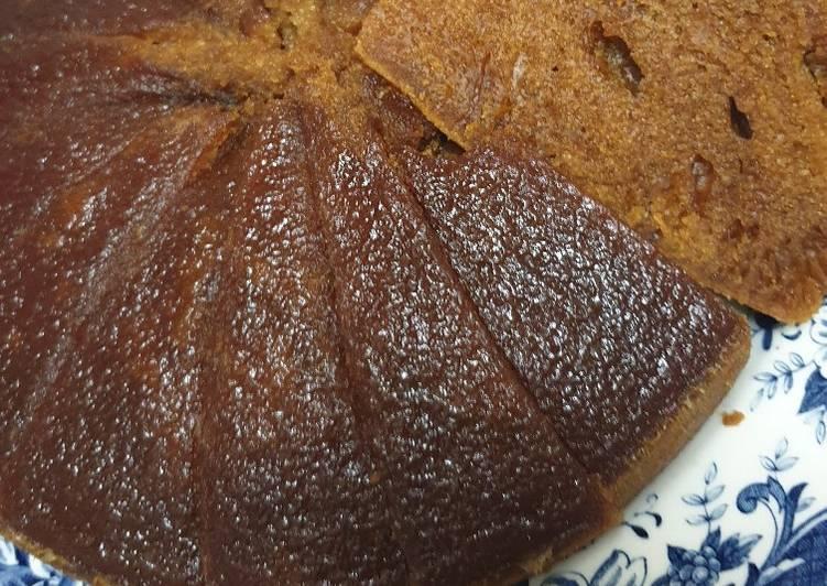 cara bikin Bolu karamel kukus - Sajian Dapur Bunda