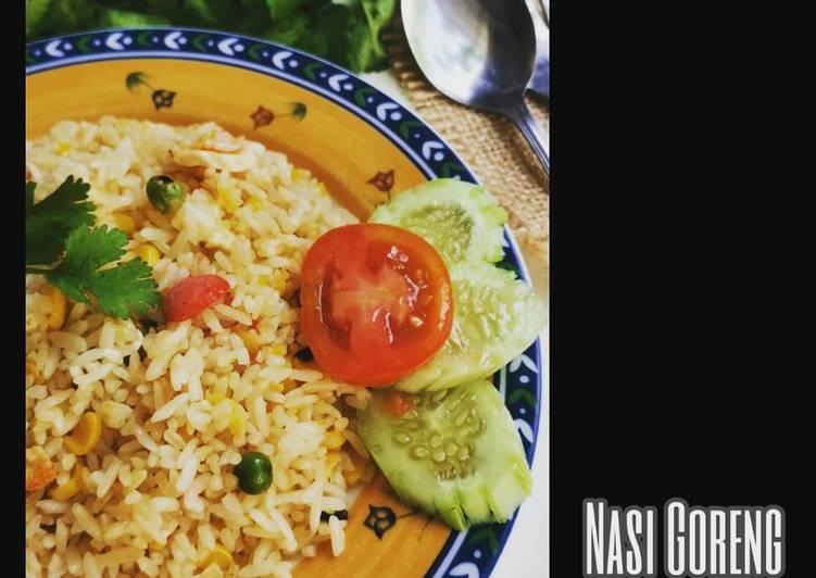 Nasi Goreng Bumbu Campur