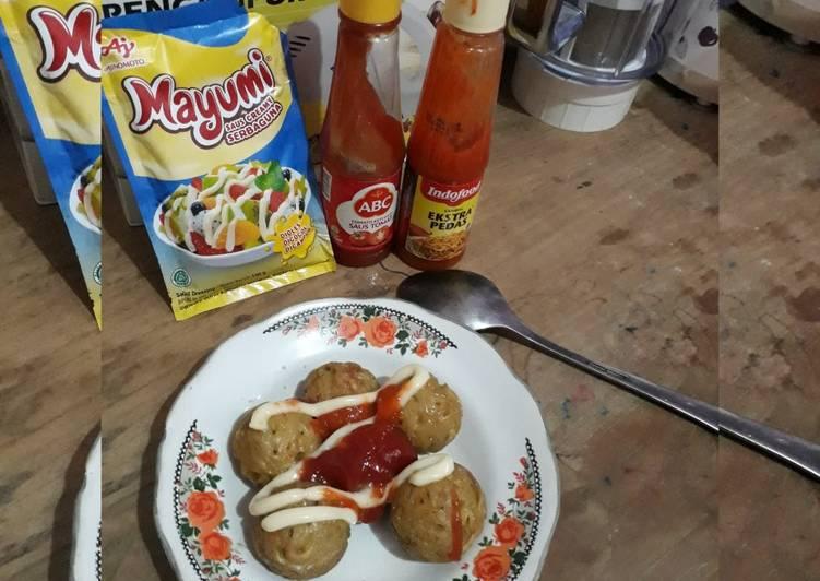 Resep Takoyaki Indomie Oleh Yeny Pebri Cookpad
