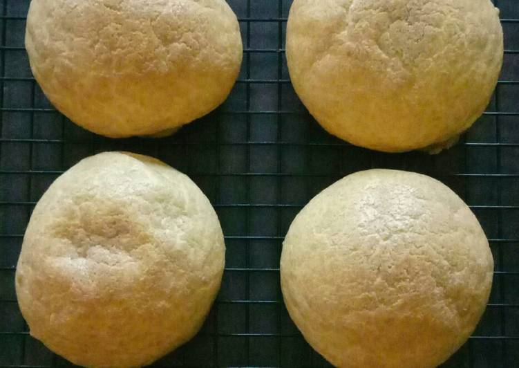 Roti O / Roti Boy / Mexican Bun