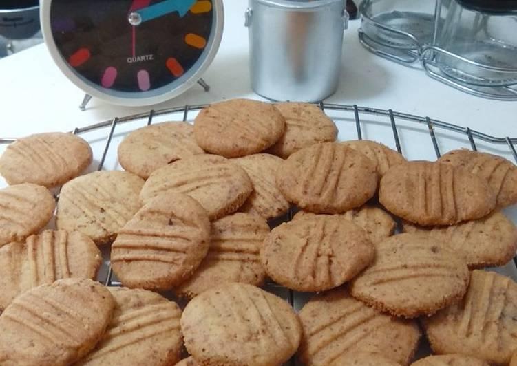 Cookies Kacang Lumer