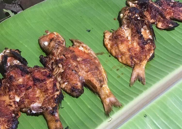 Resep Ikan Bakar Bumbu Balado, Bisa Manjain Lidah