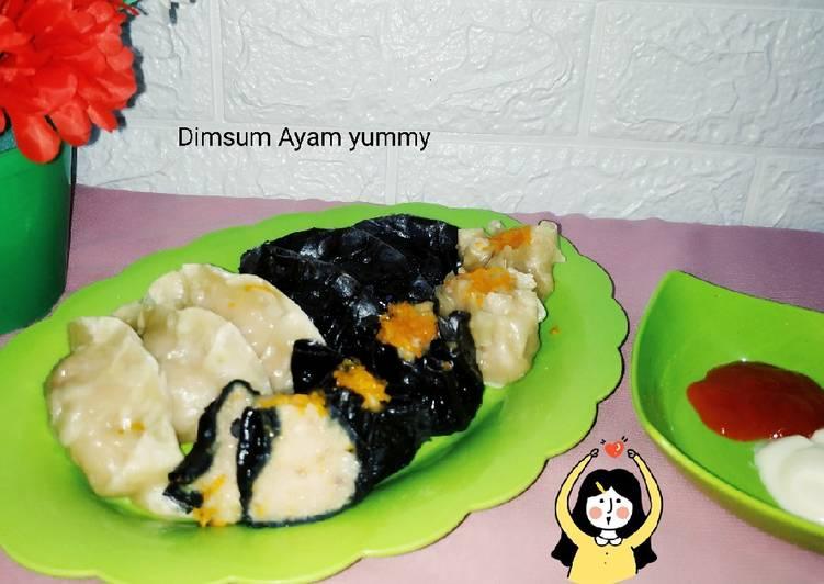 Dimsum Ayam Yummy