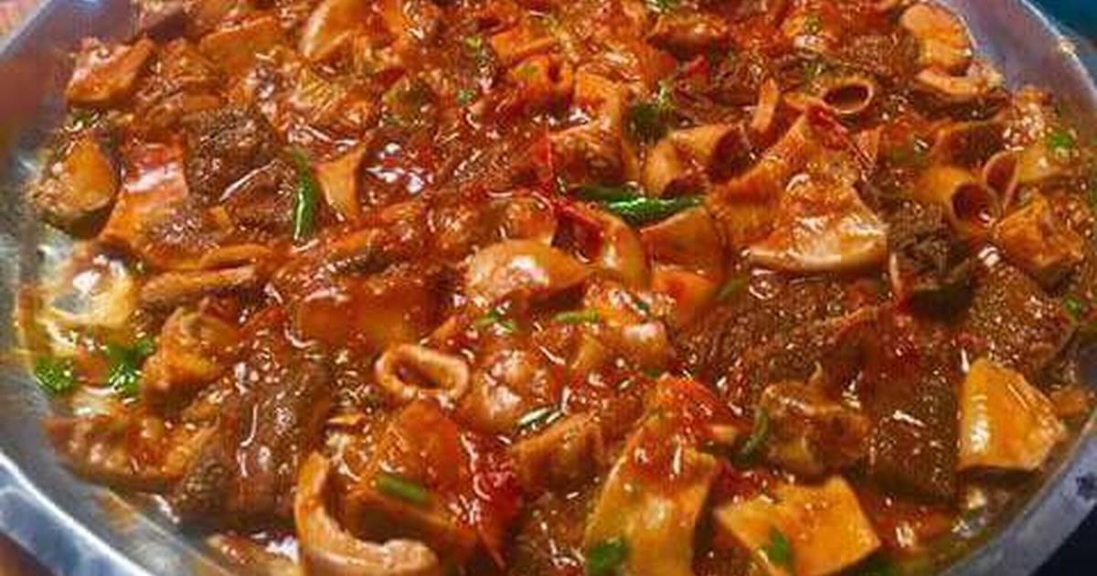 Matumbo stew