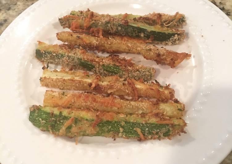 New Secret Breaded Zucchini Free Download