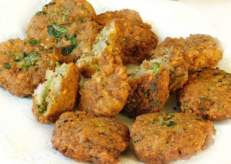 Easiest Way to Prepare Quick Masala vada
