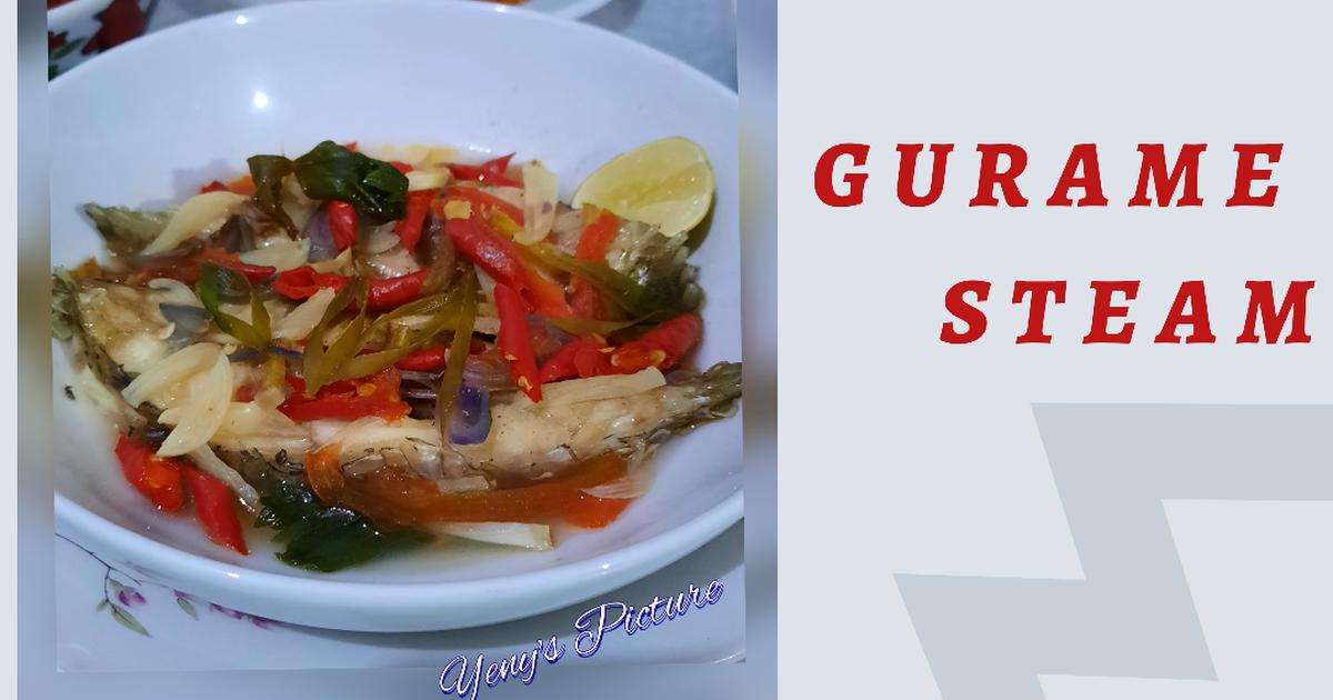 resep aneka masakan kukus enak  sederhana ala rumahan cookpad Resepi Ikan Salmon Kukus Enak dan Mudah
