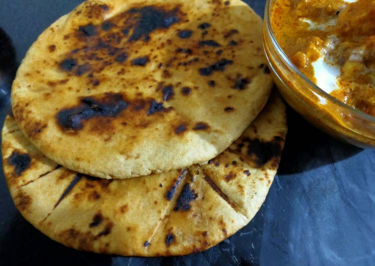 Step-by-Step Guide to Make Homemade Whole Wheat Flour Naan