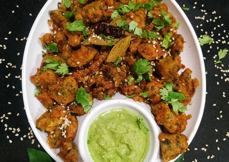 Muthiya(gluten free)