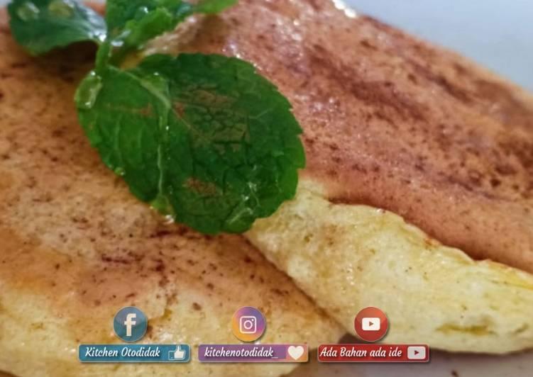 Resep Hanya 1 telur untuk sarapan lezat Dan mewah!! Paling dicari