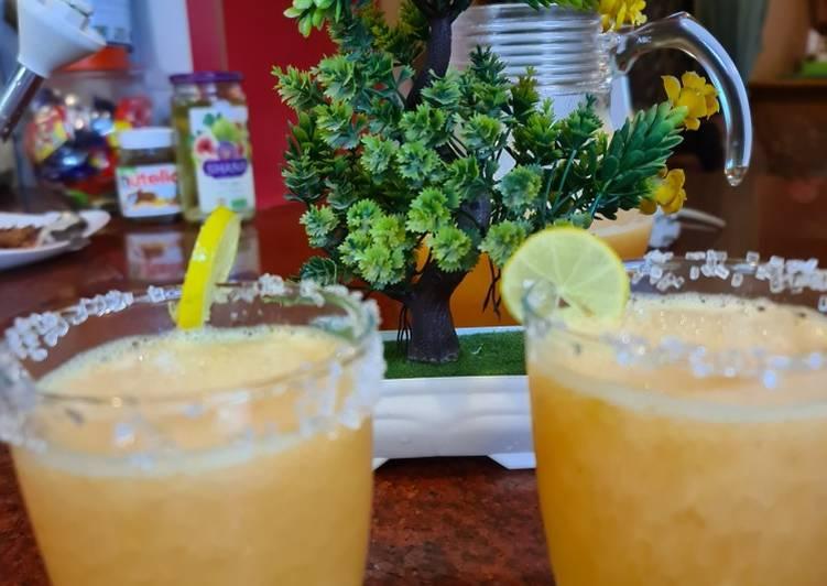 Recipe of Any-night-of-the-week Peach lemonade