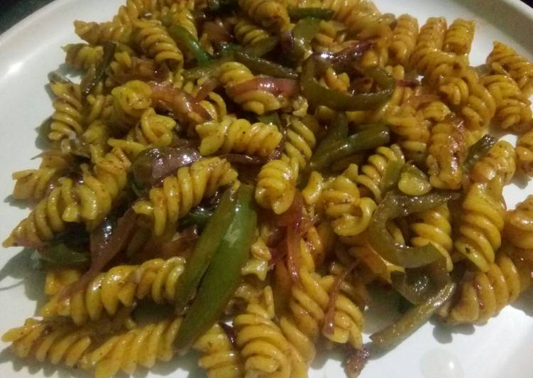 Recipe of Award-winning Pasta with veggies