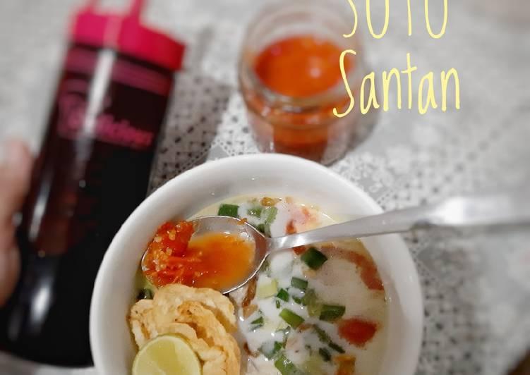 Soto Santan - ceker