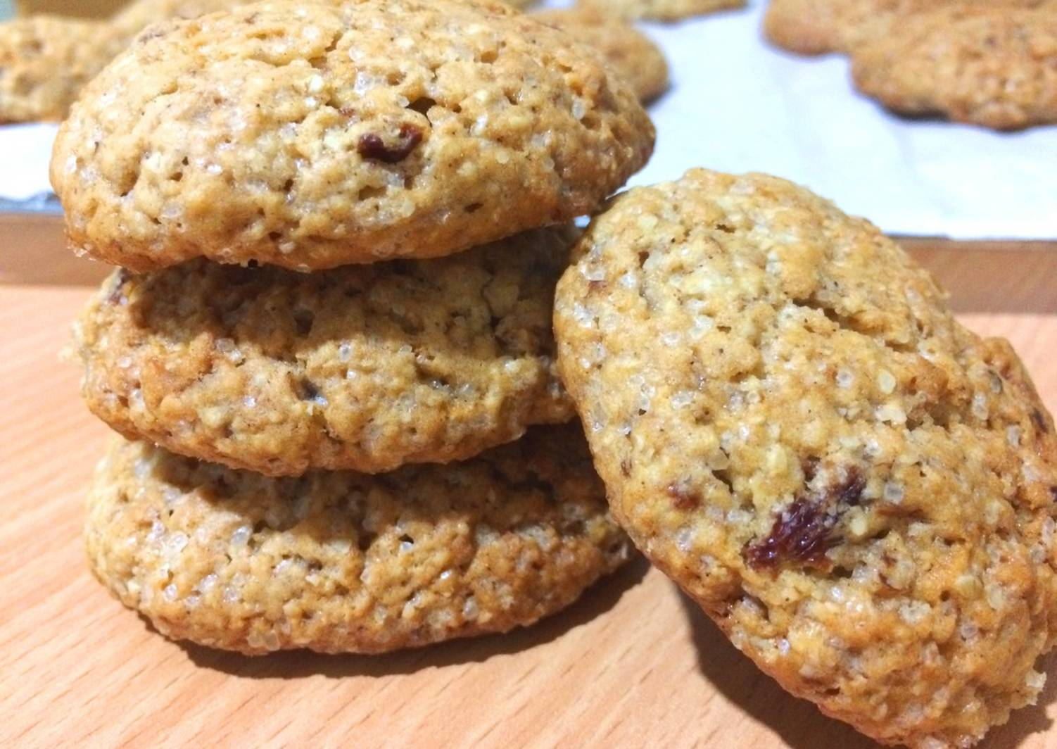 Овсяное печенье фото рецепт простой