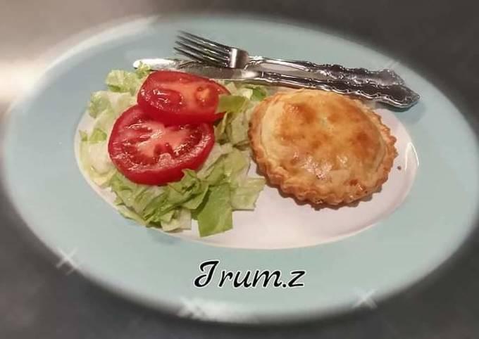 🌮🍤🌮🐟🌮Seafood Shortcrust Mini Pies 🌮🍤🌮🐟🌮
