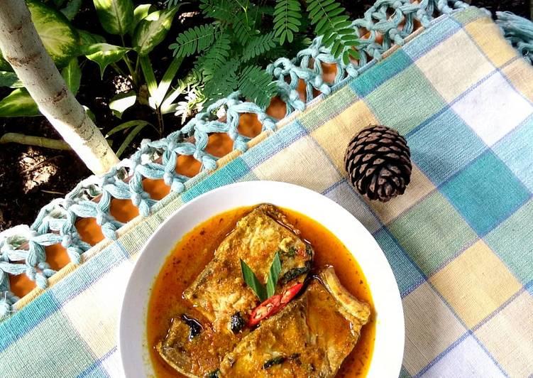Gulai Ikan Kerapu
